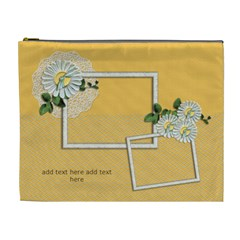 Xl Cosmetic Bag: Moments 9 By Jennyl   Cosmetic Bag (xl)   Y961r96rka9c   Www Artscow Com Front