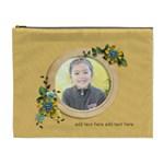 XL Cosmetic Bag: Moments 12 - Cosmetic Bag (XL)