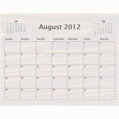 Polly By Karen Bailey   Wall Calendar 11  X 8 5  (12 Months)   3cykpx9p77fa   Www Artscow Com Aug 2012