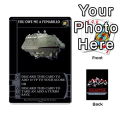 Bsg Ssb Command Cards By Michael   Playing Cards 54 Designs   K35er2ma0uje   Www Artscow Com Front - Spade3