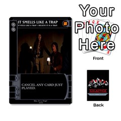 King Bsg Ssb Command Cards By Michael   Playing Cards 54 Designs   K35er2ma0uje   Www Artscow Com Front - HeartK
