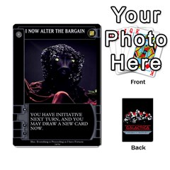 Bsg Ssb Command Cards By Michael   Playing Cards 54 Designs   K35er2ma0uje   Www Artscow Com Front - Diamond3