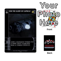 Bsg Ssb Command Cards By Michael   Playing Cards 54 Designs   K35er2ma0uje   Www Artscow Com Front - Diamond10