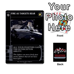 Jack Bsg Ssb Command Cards By Michael   Playing Cards 54 Designs   K35er2ma0uje   Www Artscow Com Front - DiamondJ