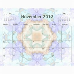 The Best One By Karen Bailey   Wall Calendar 11  X 8 5  (12 Months)   Qd87h0j7x2mj   Www Artscow Com Nov 2012