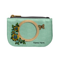 Mini Coin Purse: Moments2 By Jennyl   Mini Coin Purse   Gy9ic7ha0sxo   Www Artscow Com Front