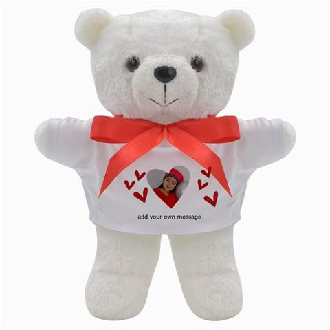 Teddy Bear: Hearts By Jennyl   Teddy Bear   Vtw1pvk6ctcq   Www Artscow Com Front