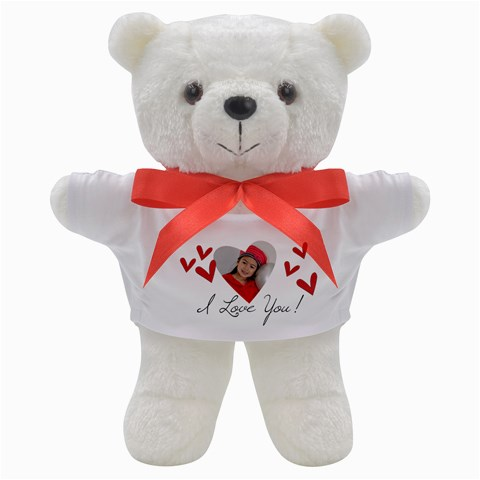 Teddy Bear: I Love You! 3 By Jennyl   Teddy Bear   Bb1dre4ymbr5   Www Artscow Com Front