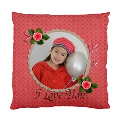 Cushion Case (two Sides): I Love You By Jennyl   Standard Cushion Case (two Sides)   Q6wxu53x1wrz   Www Artscow Com Back