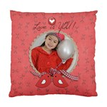 Cushion Case (Two Sides): Love is YOU - Standard Cushion Case (Two Sides)