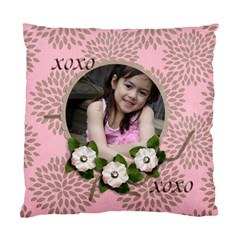 Cushion Case (two Sides): Xoxo By Jennyl   Standard Cushion Case (two Sides)   Oili19trfnl1   Www Artscow Com Back