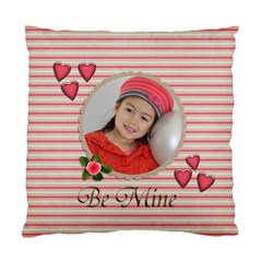 Cushion Case (two Sides): Be Mine By Jennyl   Standard Cushion Case (two Sides)   Vyscg101yckx   Www Artscow Com Back