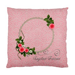 Cushion Case (two Sides): Together Forever By Jennyl   Standard Cushion Case (two Sides)   Raokdavdgv9c   Www Artscow Com Back