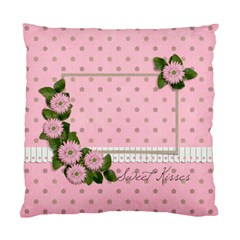 Cushion Case (two Sides): Sweet Kisses By Jennyl   Standard Cushion Case (two Sides)   Jkwr30kznhnu   Www Artscow Com Front