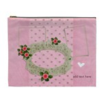 XL Cosmetic Bag: Sweet Hearts - Cosmetic Bag (XL)