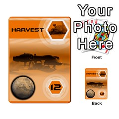 Harvest Access By Matt   Multi Purpose Cards (rectangle)   O51ta1d3qva9   Www Artscow Com Front 3