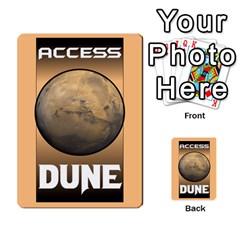 Harvest Access By Matt   Multi Purpose Cards (rectangle)   O51ta1d3qva9   Www Artscow Com Back 40