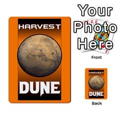 Harvest Access By Matt   Multi Purpose Cards (rectangle)   O51ta1d3qva9   Www Artscow Com Back 5
