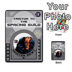 Dune Traitor Spice By Matt   Multi Purpose Cards (rectangle)   Ysqffwj32j5r   Www Artscow Com Front 6