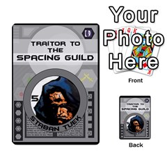 Dune Traitor Spice By Matt   Multi Purpose Cards (rectangle)   Ysqffwj32j5r   Www Artscow Com Front 10