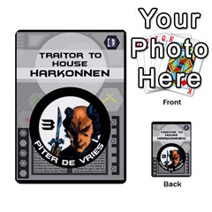Dune Traitor Spice By Matt   Multi Purpose Cards (rectangle)   Ysqffwj32j5r   Www Artscow Com Front 2