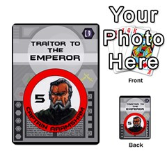 Dune Traitor Spice By Matt   Multi Purpose Cards (rectangle)   Ysqffwj32j5r   Www Artscow Com Front 16