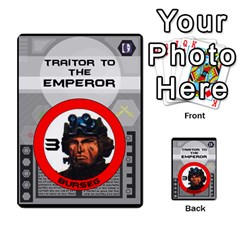 Dune Traitor Spice By Matt   Multi Purpose Cards (rectangle)   Ysqffwj32j5r   Www Artscow Com Front 18