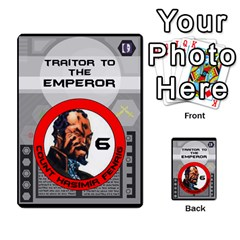 Dune Traitor Spice By Matt   Multi Purpose Cards (rectangle)   Ysqffwj32j5r   Www Artscow Com Front 20