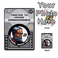 Dune Traitor Spice By Matt   Multi Purpose Cards (rectangle)   Ysqffwj32j5r   Www Artscow Com Front 3
