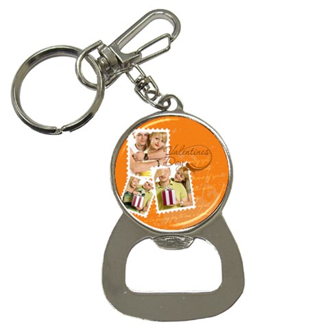 Love By May   Bottle Opener Key Chain   Yqa91nbyijt6   Www Artscow Com Front