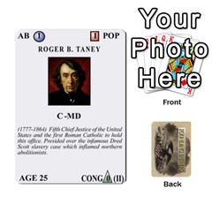founding Fathers  Statesmen (action) 2012 By Tom Heaney   Playing Cards 54 Designs   6hx8r6lbrbt7   Www Artscow Com Front - Spade3
