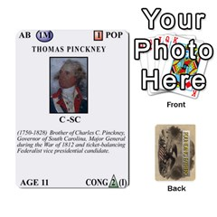 founding Fathers  Statesmen (action) 2012 By Tom Heaney   Playing Cards 54 Designs   6hx8r6lbrbt7   Www Artscow Com Front - Club4