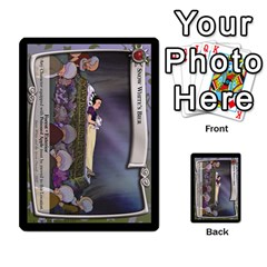 Snow White 4 Of 4 By Orion s Bell   Multi Purpose Cards (rectangle)   Tym28qzg3q0x   Www Artscow Com Front 10
