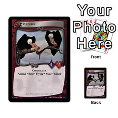 Snow White 4 Of 4 By Orion s Bell   Multi Purpose Cards (rectangle)   Tym28qzg3q0x   Www Artscow Com Front 32