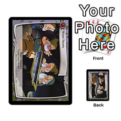 Snow White 4 Of 4 By Orion s Bell   Multi Purpose Cards (rectangle)   Tym28qzg3q0x   Www Artscow Com Front 33