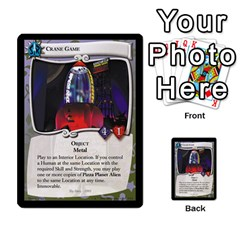 Toy Story 1 Of 5 By Orion s Bell   Multi Purpose Cards (rectangle)   Tfvfw6iloy62   Www Artscow Com Front 46