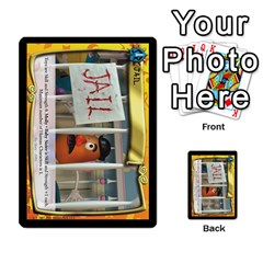 Toy Story 2 Of 5 By Orion s Bell   Multi Purpose Cards (rectangle)   Ox7copdqfqtm   Www Artscow Com Front 37