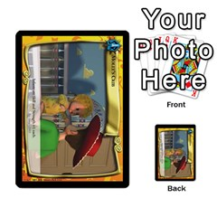 Toy Story 3 Of 5 By Orion s Bell   Multi Purpose Cards (rectangle)   0utq67n69u3t   Www Artscow Com Front 10