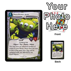 Toy Story 3 Of 5 By Orion s Bell   Multi Purpose Cards (rectangle)   0utq67n69u3t   Www Artscow Com Front 29