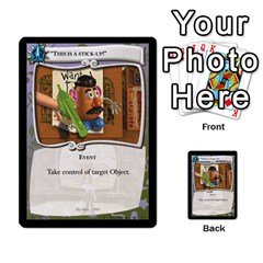 Toy Story 4 Of 5 By Orion s Bell   Multi Purpose Cards (rectangle)   Hrcllpl5y7j1   Www Artscow Com Front 34