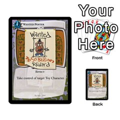 Toy Story 5 Of 5 By Orion s Bell   Multi Purpose Cards (rectangle)   Fl3k303ut9uk   Www Artscow Com Front 20