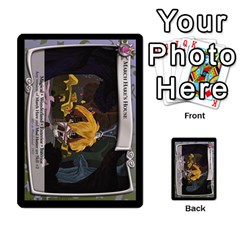 Alice In Wonderland 4 Of 6 By Orion s Bell   Multi Purpose Cards (rectangle)   Tntjeq39oxd2   Www Artscow Com Front 14