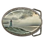 Peggy s Cove Lighthouse Belt Buckle