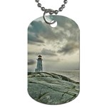 Peggy s Cove Lighthouse Dog Tag (Two Sides)