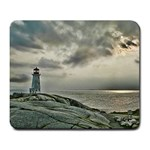 Peggy s Cove Lighthouse Large Mousepad