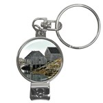 Peggy s Cove Dock Nail Clippers Key Chain
