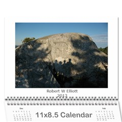 20133 By Cure   Wall Calendar 11  X 8 5  (12 Months)   P3ynt688qux7   Www Artscow Com Cover