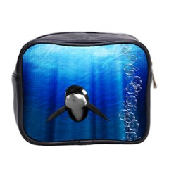 Deepsea1 By Chaido   Mini Toiletries Bag (two Sides)   Aym4e0i2dqdt   Www Artscow Com Back