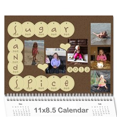2011 Calendar By Sharon   Wall Calendar 11  X 8 5  (12 Months)   Ys8yhhm7p2p7   Www Artscow Com Cover