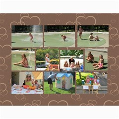 2011 Calendar By Sharon   Wall Calendar 11  X 8 5  (12 Months)   Ys8yhhm7p2p7   Www Artscow Com Month